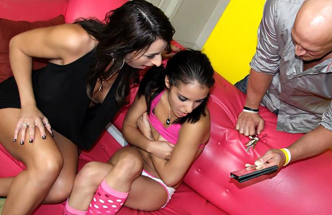 Random brunette teen lesbians teen