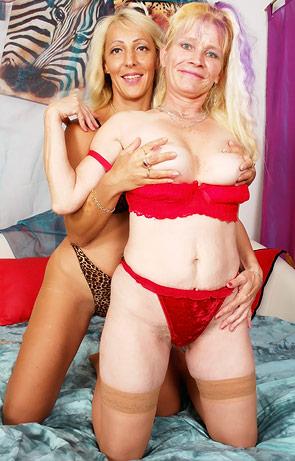 Join Granny Lesbian Club!