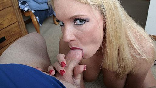 Sucking balls fetish