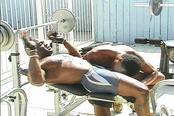 Weightlifter Anally Slams Annoying Twerp