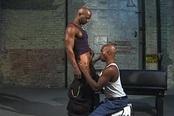 Sexy Ebony Gays Fucking in Basement