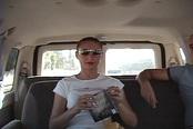 Truckstop Whore Sucks In The Back Seat