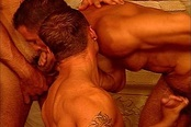 Gay Orgy During A Hot Arabian Night