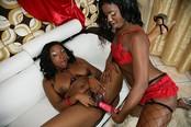 Big Booty Black Lesbians Licking