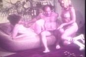 Vintage Hardcore Porn Threesome