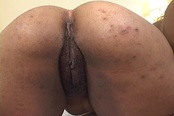 Black BBW Lesbians Get Down And Dirty