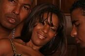 Black Bi Sexuals Have a Threesome
