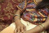 Dark Skinned Indian Ravaged In Two Holes