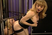 Nina Hartley Is Satisfied By Her Girl Adrianna Nicole