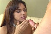 Brunette Squirts Repeatedly When Pounded