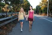 Ultra Sensual Teen Lesbians Lexi and Rachel
