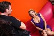 Sexy British Blond Knockout Tanya Tate Pleads the Filth!