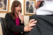 Sexy Office Assistant Fucks Her Boss for Promotion