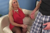 Lovely Milf Alura Jenson Gets The Ride Of Her Life