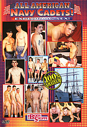 All American Navy Cadets! Exploring Sex!