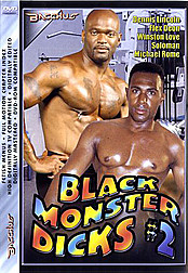 Black Monster Dicks 2