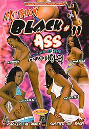 My Thick Black Ass 11