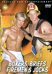 Boxer's Briefs & Fireman's Jock