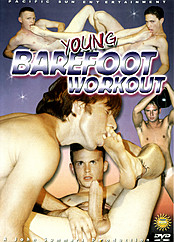 Young Barefoot Workout