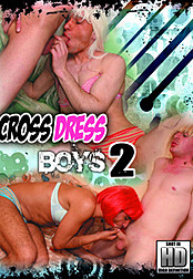 Cross Dress Boys 2