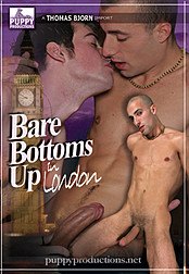Bareback Bottoms up in London