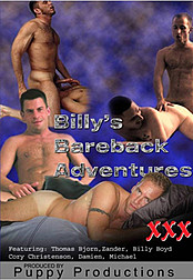 Billy's Bareback Adventures