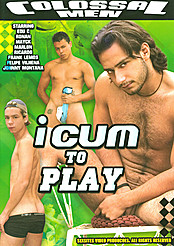 I Cum To Play
