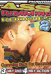 Ass Rimming Roomies 2