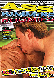 Ass Rimming Roomies 1