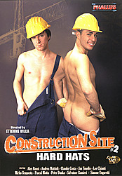 Construction Site 2 - Hard Hats