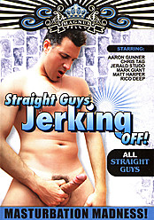 Straight Guys Jerking Off! 1