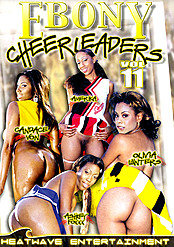 Ebony Cheerleaders 11