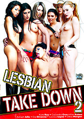 Lesbian Take Down 2