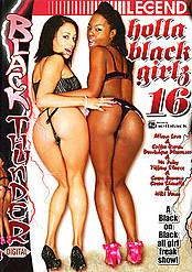 Holla Black Girlz 16