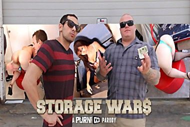 Storage Wars: A WANKZ TV Parody adult gallery