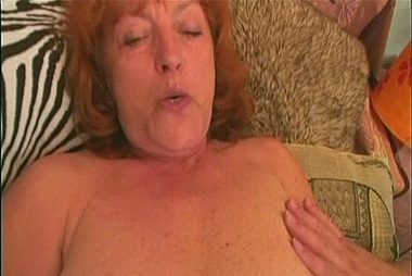 Sexy Redhead MILF Cums On This girls Man's Face adult gallery