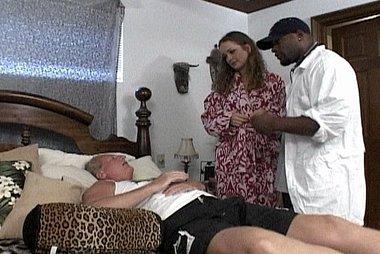 sample 1 Free Interracial Sex Black Women White Men   Luissa Rosso, Mr. Marcus Blacks On Blondes.com