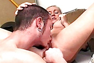Lascivious cop gets busted by skater s nut Calli Cox.