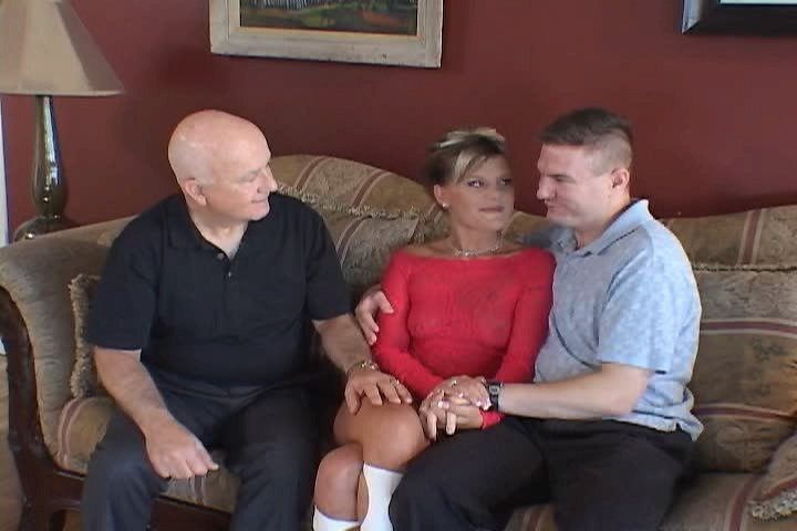 Husband watches wife fuck randy spears
