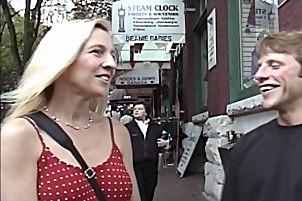 41 year old blonde milf snob gets make love Jules.