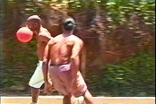 Two Black Guys Play Gay One On One