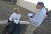 A Soccer Mom Gets Drilled Deep