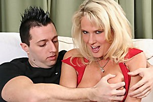 A spiky hairy stud fuck his stepmother but pleasant here Bridgett Lee.
