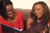 Black Lesbian Threesome Goes Extreme