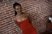 A modeling job turns into a cocksucking exibition.