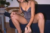 Hottie Slut Takes Wild Ride On Sybian