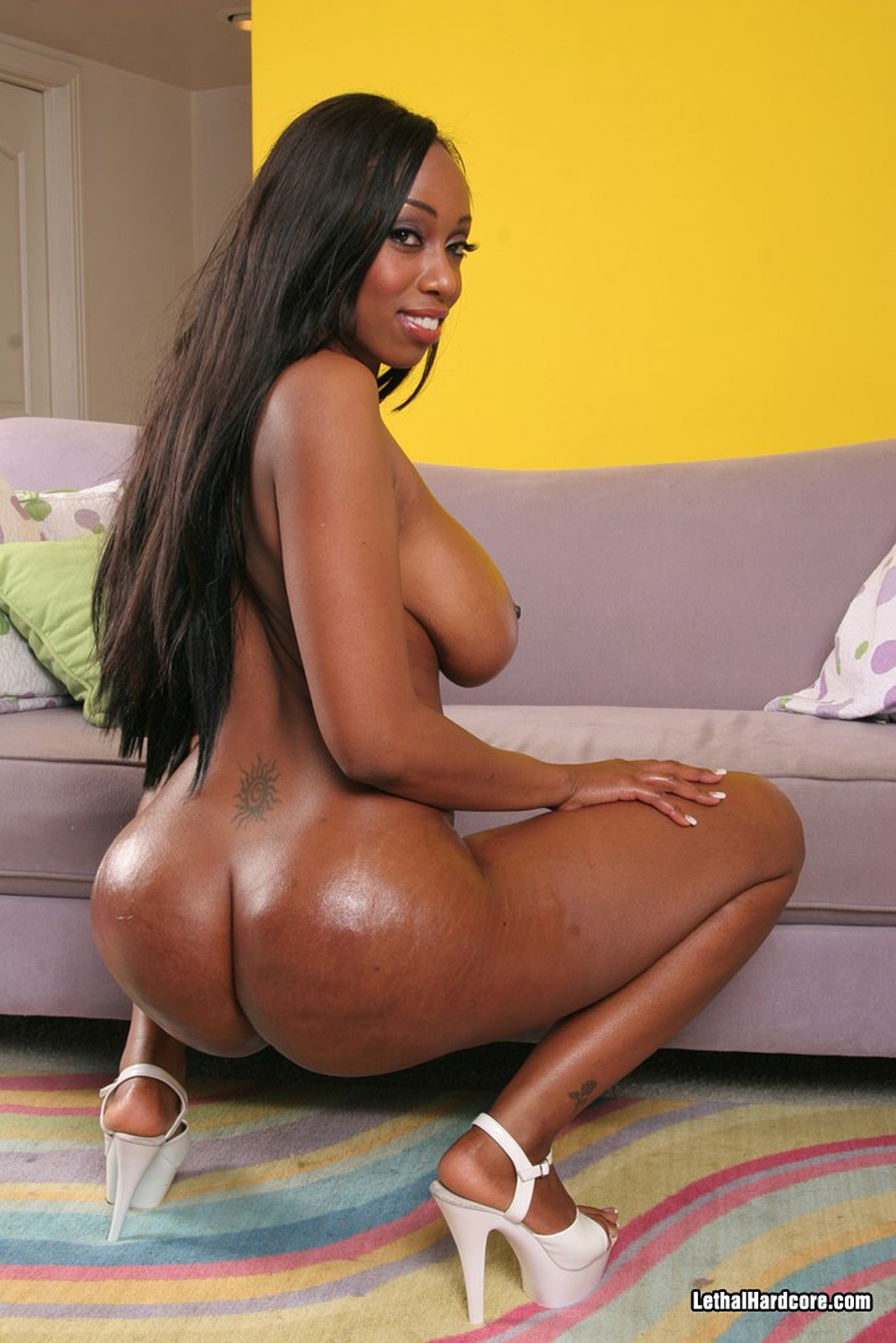Black girl big ass pics
