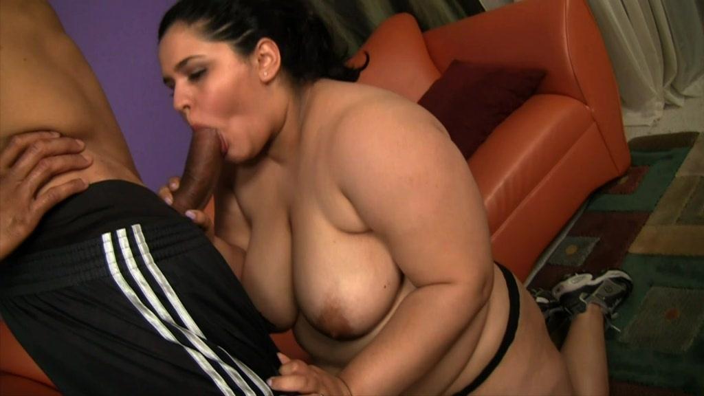 Amateur Bbw First Big Dick