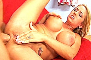 Trina michaels is greedy for hot sperm Trina Michaels.