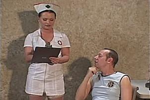 Doctor chris nice fucks his hot nurse katja kassin Katja Kassin.